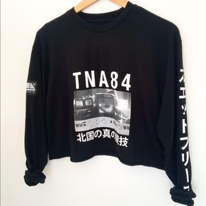 TNA Limited Top